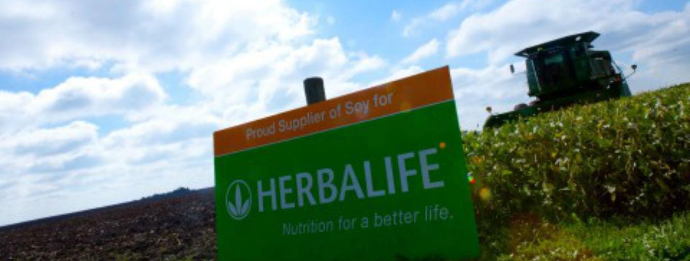 Yo soy Herbalife - Soya: La proteína completa