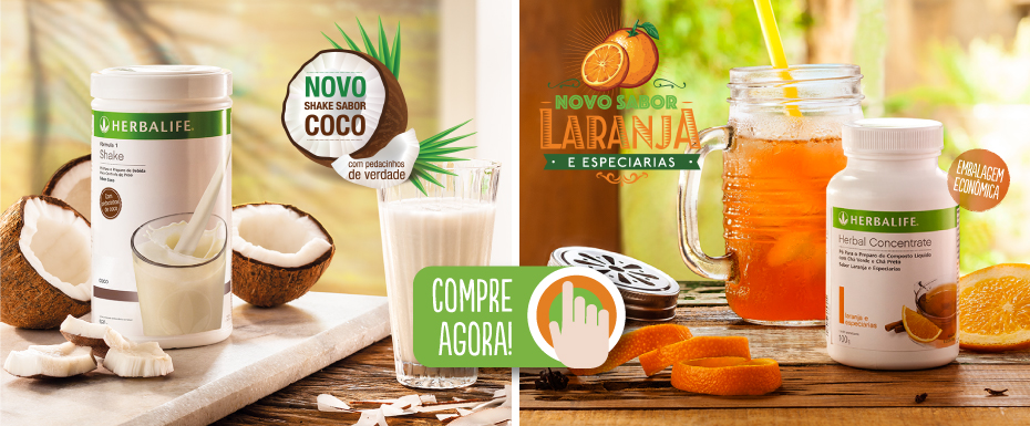 Herbalife Products - Compre Agora