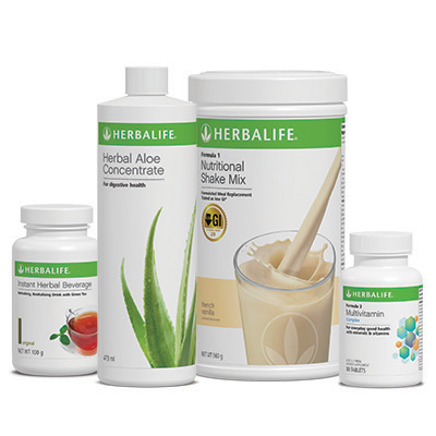 Start your day the healthy way with Herbalife Breakfast Pack