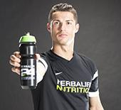 Herbalife Sponsorship Cristiano Ronaldo