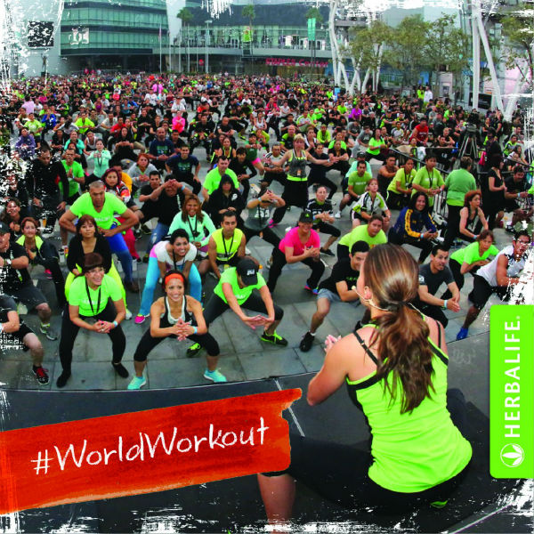 March - World Record Workout