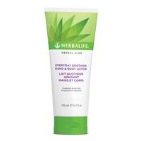 Herbal Aloe Lozione lenitiva mani e corpo 200 mL