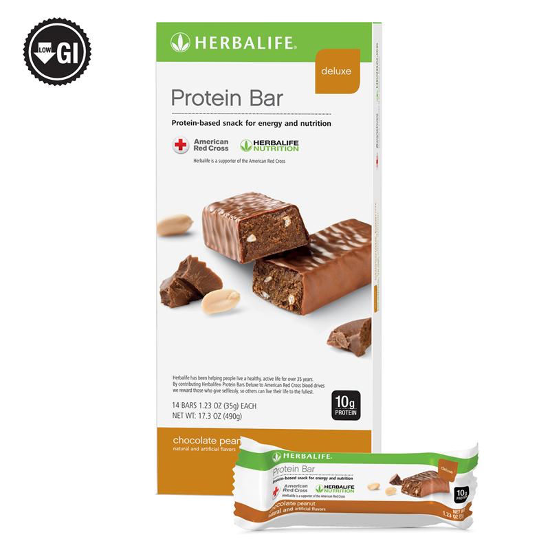 Independent Herbalife Distributor | Protein Bar Deluxe