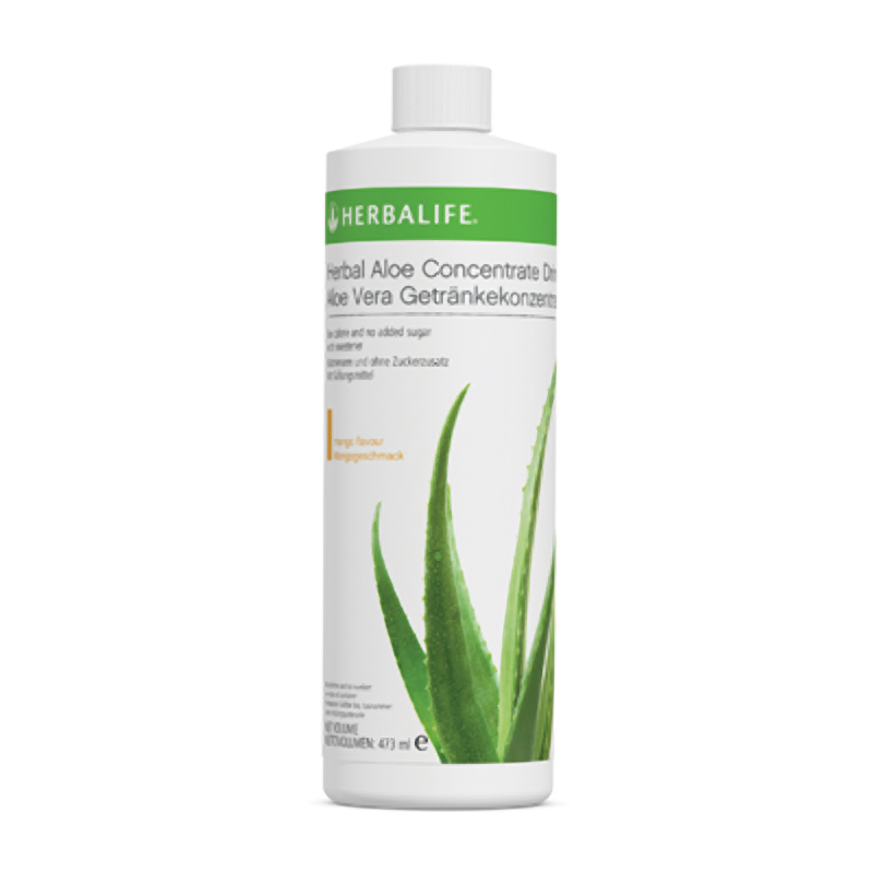 Herbalife Herbal Aloe Concentrate Mango Flavour Aloe Mango