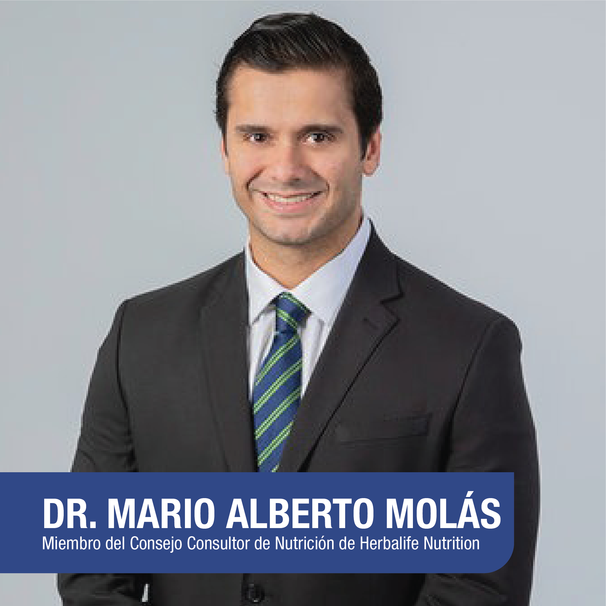 Dr. Alberto Molás