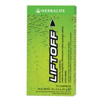 LiftOff - gusto Limone Limone 10 compresse