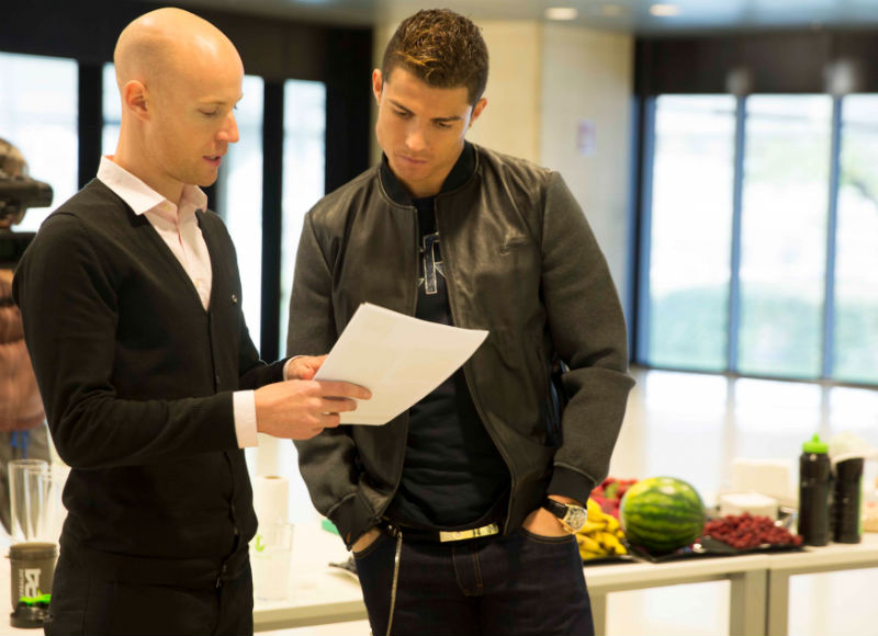 Iam Herbalife CR7 JohnHeiss - How Herbalife24® CR7 Drive Fuels Your Workout