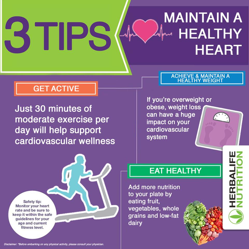 Herbalife Dr John Agwunobi Shares Three Important Heart Health Tips