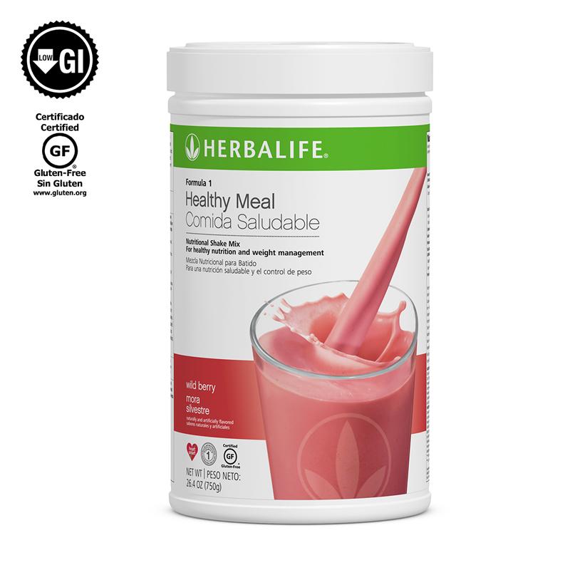 Independent Herbalife Distributor | Formula 1 Healthy Meal