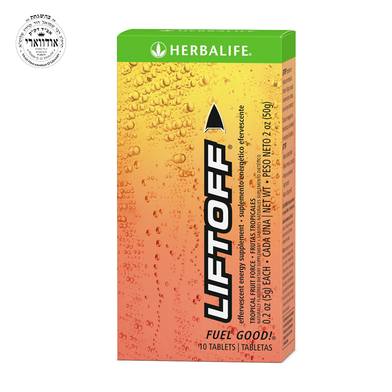 Independent Herbalife Distributor | Liftoff®: Tropical Fruit