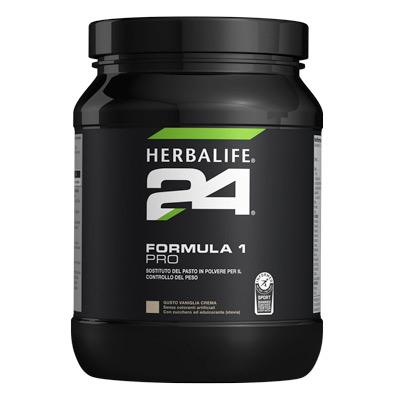 Formula 1 PRO Vaniglia Crème 524 gr