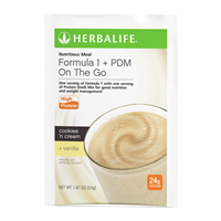 Herablife Shake On The Go Packets