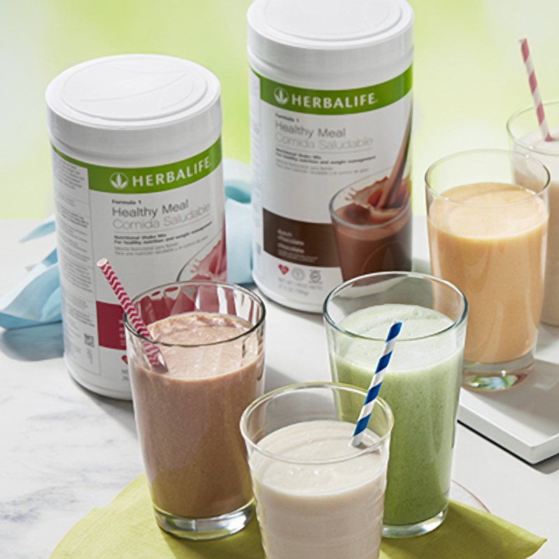how to order herbalife products