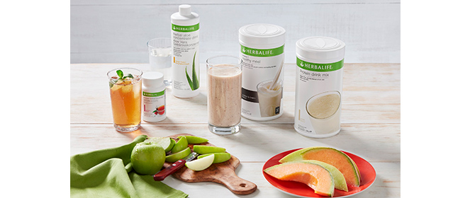where is herbalife made