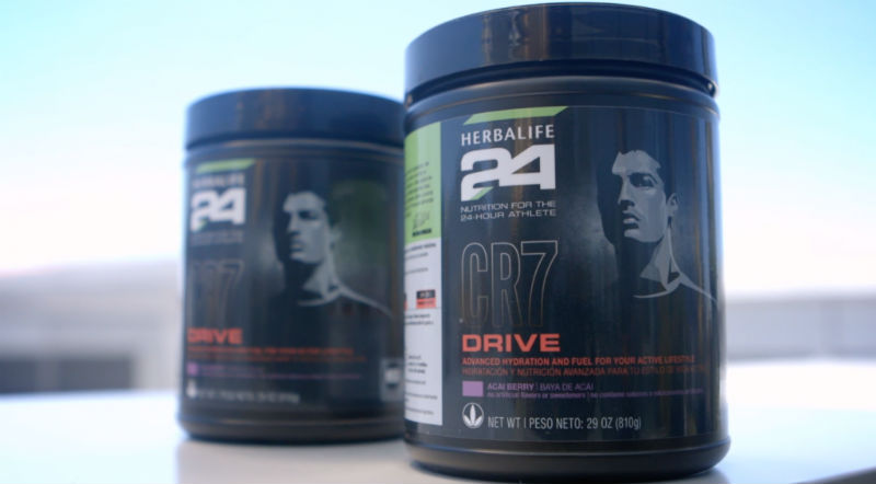 Iam Herbalife CR7 drive - How Herbalife24® CR7 Drive Fuels Your Workout