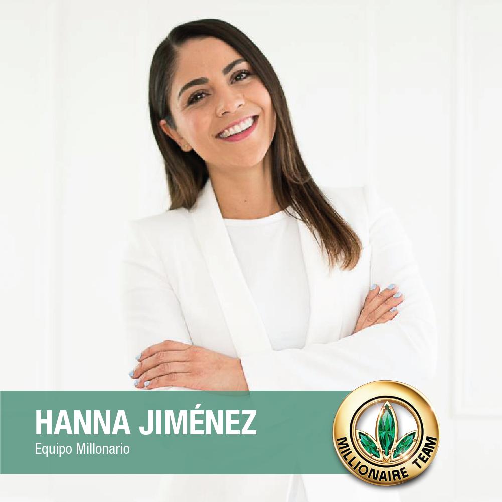 HANNA JIMENEZ