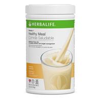 Herbalife Shake Flavor: Banana Caramel