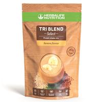 Tri Blend Select - Preparato proteico solubile in acqua Banana 600 g