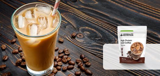Herbalife High Protein Iced Coffee - Blog Kesehatan Anda