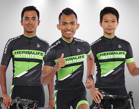 Herbalife Nutrition Malayisa Sponsorships athletes