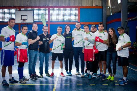 Herbalife patrocina a deportistas en el mundo que competirán en Río