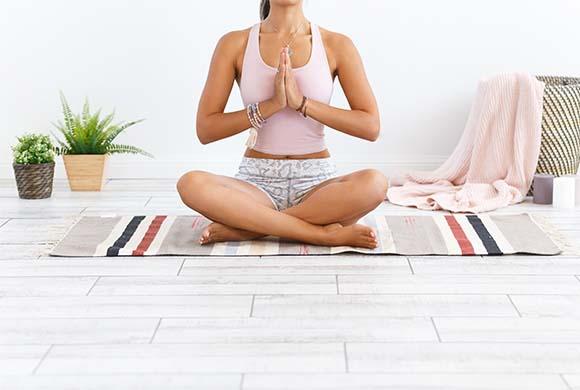 Gestire gli stress della vita con la meditazione
