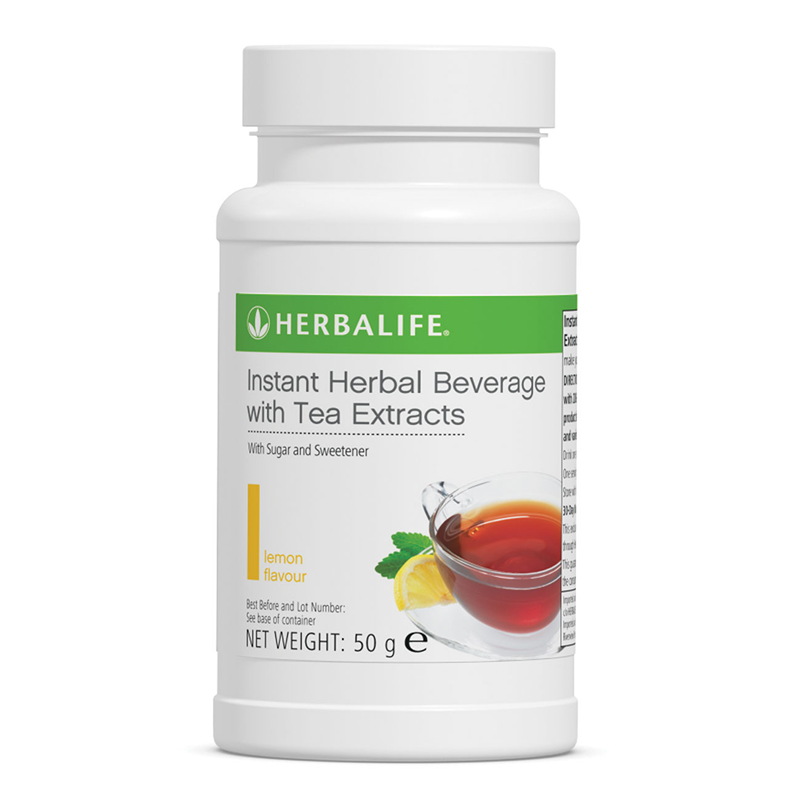 Herbalife Instant Herbal Beverage Lemon