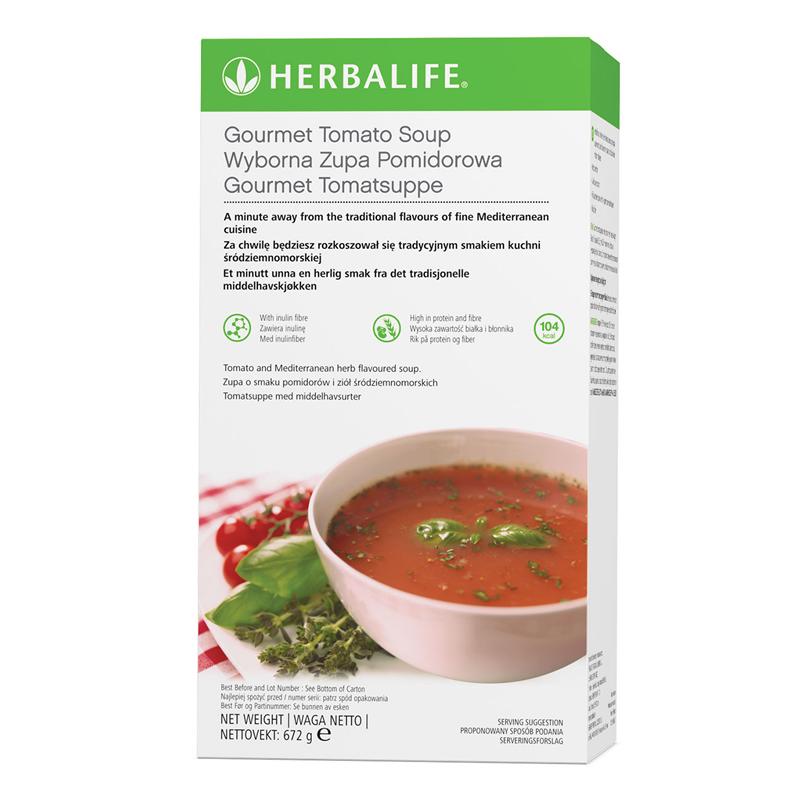 Herbalife Gourmet Tomato Soup Tomato